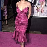 Reese Witherspoon at the 2001 Legally Blonde LA Premiere