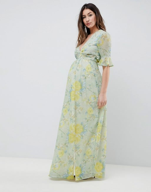 Maternity Maxi Dress Wedding Guest 54 Off Plykart Com,Designer Wedding Dresses Rent In Karachi