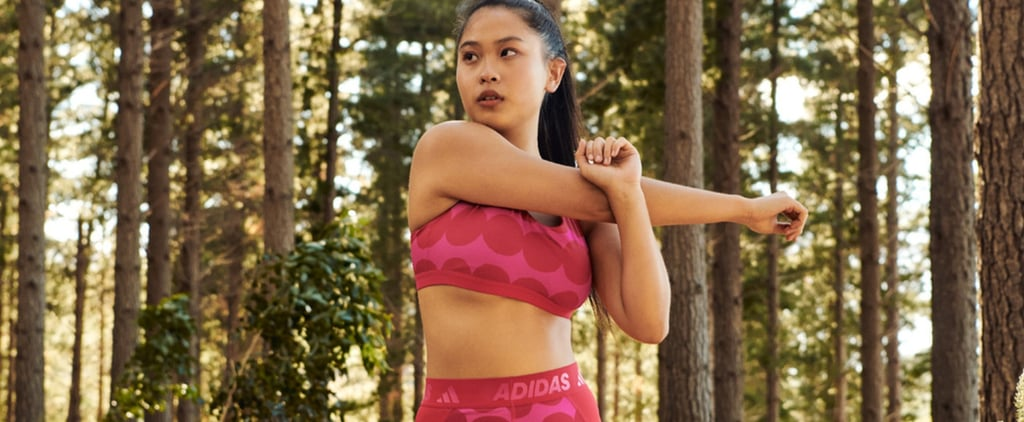 Adidas x Marimekko Colorful Activewear Collaboration