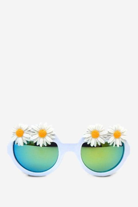 Rad Swan River Daisy Wilde Caterpillar Sunglasses ($25)