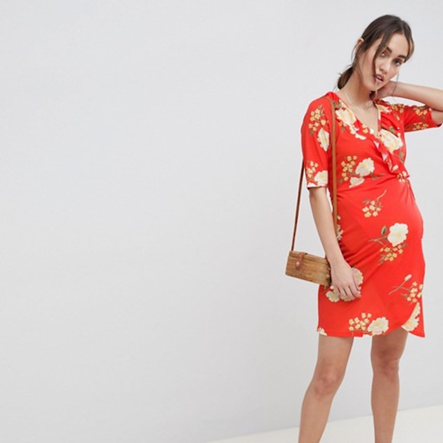 4f4c7a4e015 Maternity Dresses From ASOS