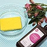 Sanitize Your Kitchen Sponge