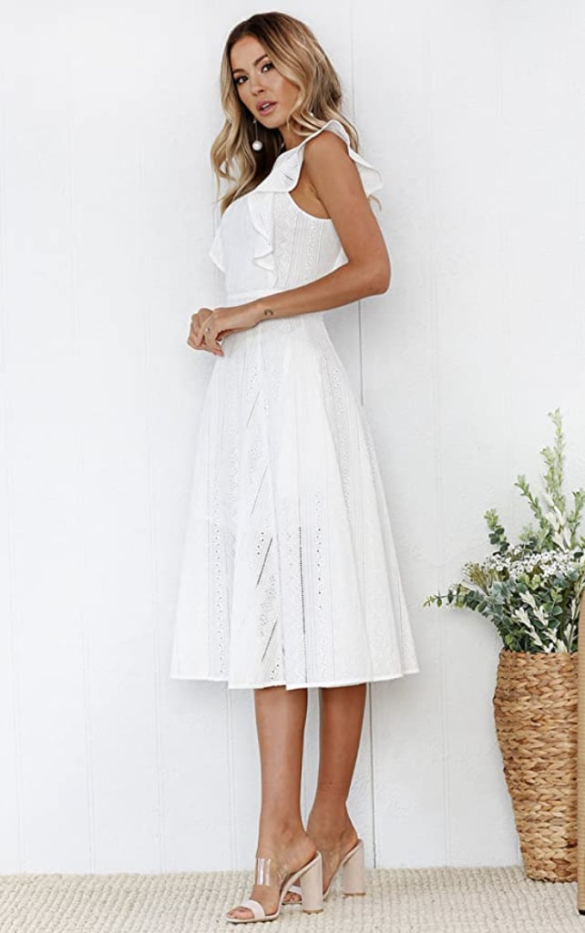 Ecowish Summer Midi Dress