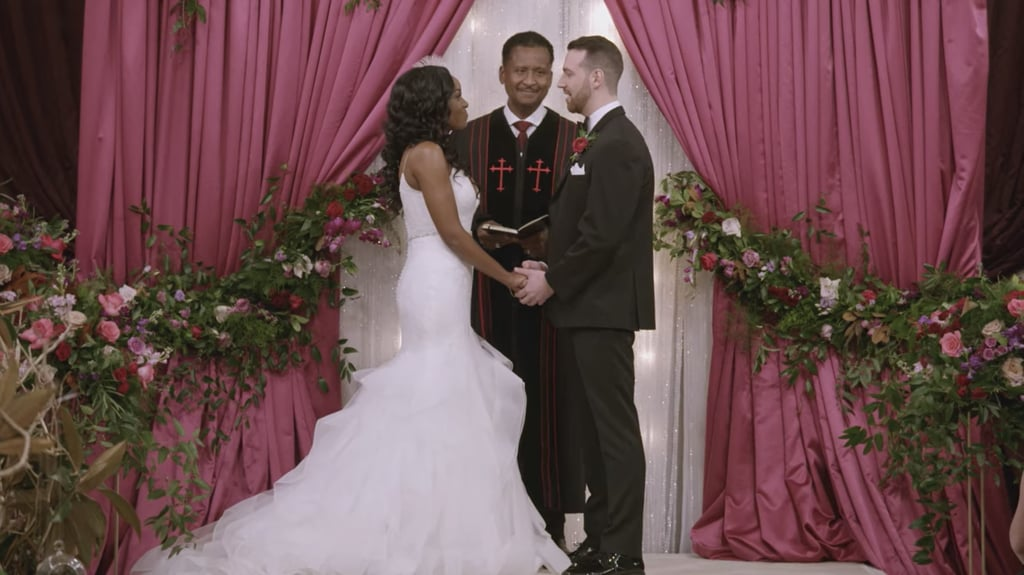 Who Got Married on Love Is Blind Season 1?