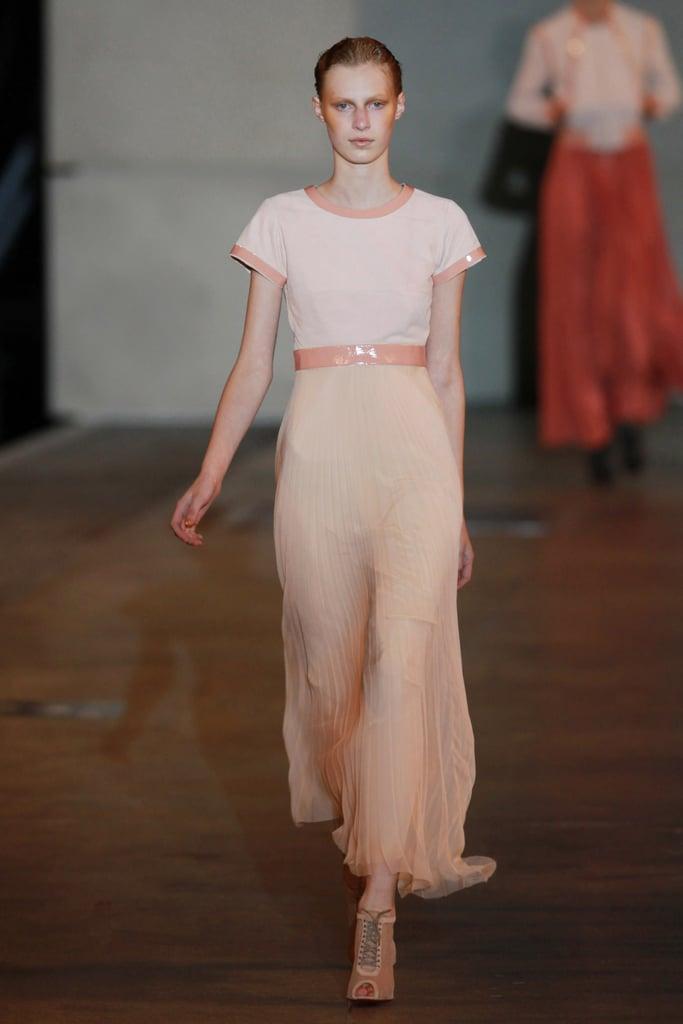 2011 Spring London Fashion Week: Richard Nicoll