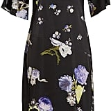 Acne Studios Dilona Floral-Print Satin Dress