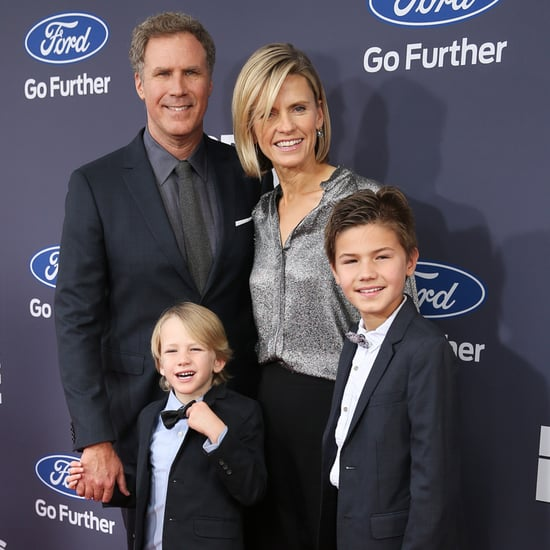 Will Ferrell and His Family at Daddy's Home Premiere in NYC