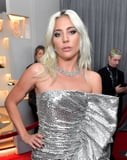 Lady Gaga Just Got a HUGE Back Tattoo That Would Make Jack Maine Proud