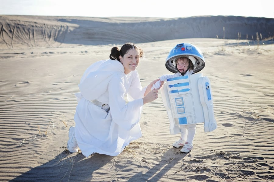 DIY Star Wars Halloween Costumes