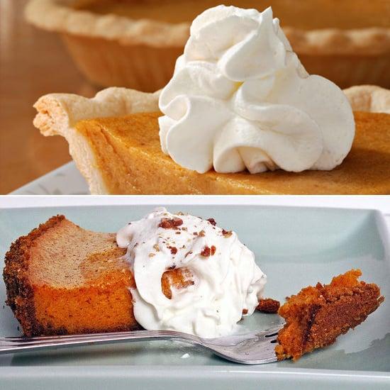 Did You Bake a Pumpkin Pie or Sweet Potato Pie?