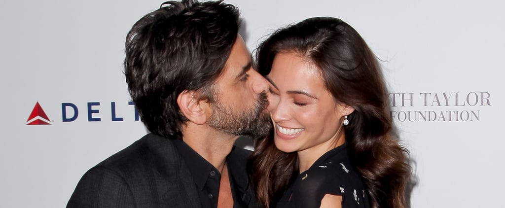 John Stamos's Fiancée Flaunts Her Gorgeous Diamond Ring After Getting Engaged