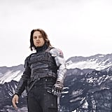 Bucky Barnes, aka the Winter Soldier / the White Wolf