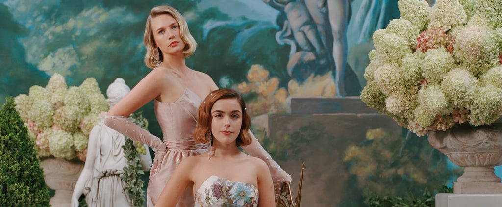 January Jones and Kiernan Shipka Star in Rodarte Campaign