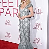 Lili Reinhart at the Five Feet Apart Premiere in 2019