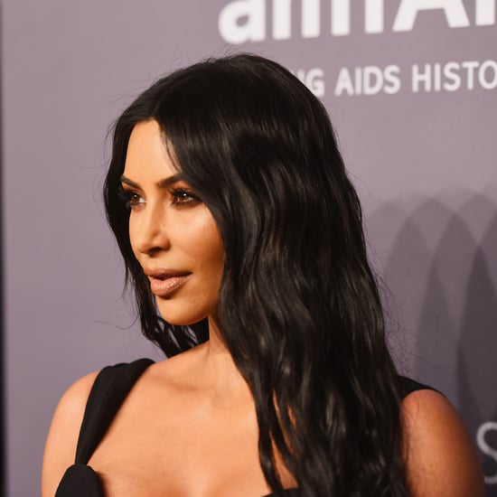 Kim Kardashian Wants a CBD Baby Shower