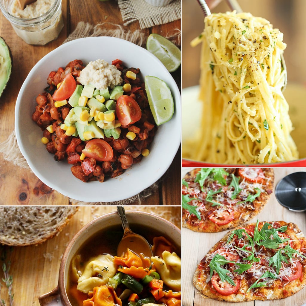 20-Minute Kid-Friendly Meals For Families
