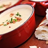 Canadian Cheddar Cheese Soup