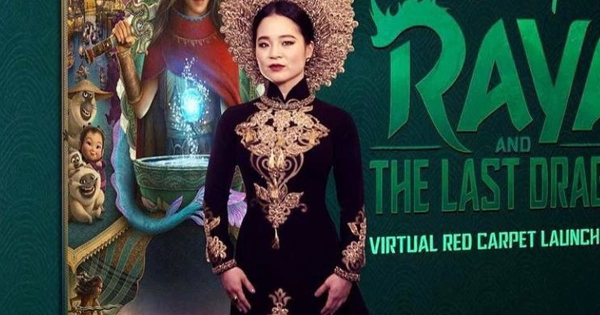 Kelly Marie Tran Honors Her Heritage With Traditional Vietnamese Dress For Movie Premiere.jpg