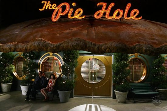 A Visit to the Scrumptious Set of Pushing Daisies