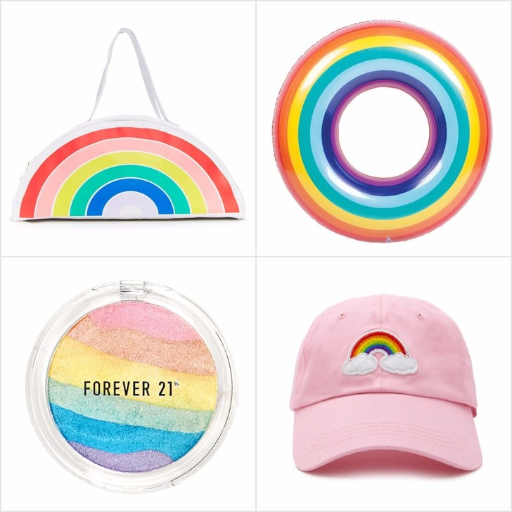 Rainbow Gift Ideas For Summer