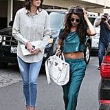 Are Selena Gomez and Kendall Jenner New BFFs?