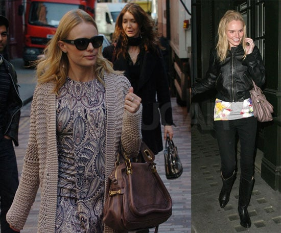 Kate Bosworth's a Lady in London