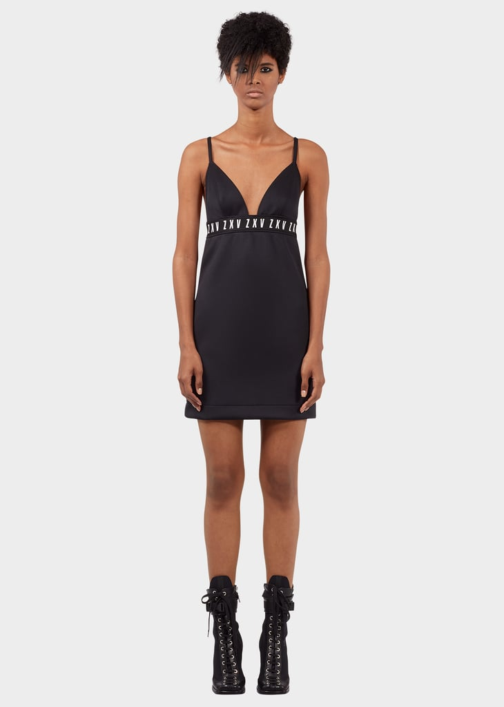 Triangle Top Dress ($395)