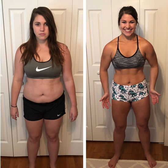 39-Pound Weight-Loss Transformation