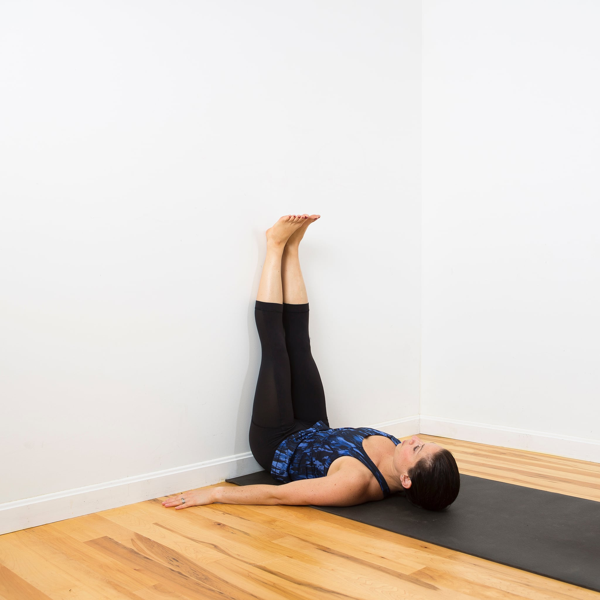 I'm a Yoga Teacher, and This Is the One Pose I Do Every Day to Relieve Back Pain