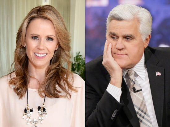 """Trista Sutter Thanks Jay Leno for """"the Shout Out"""" After He Tells Awkward Story on The Late Late Show"""