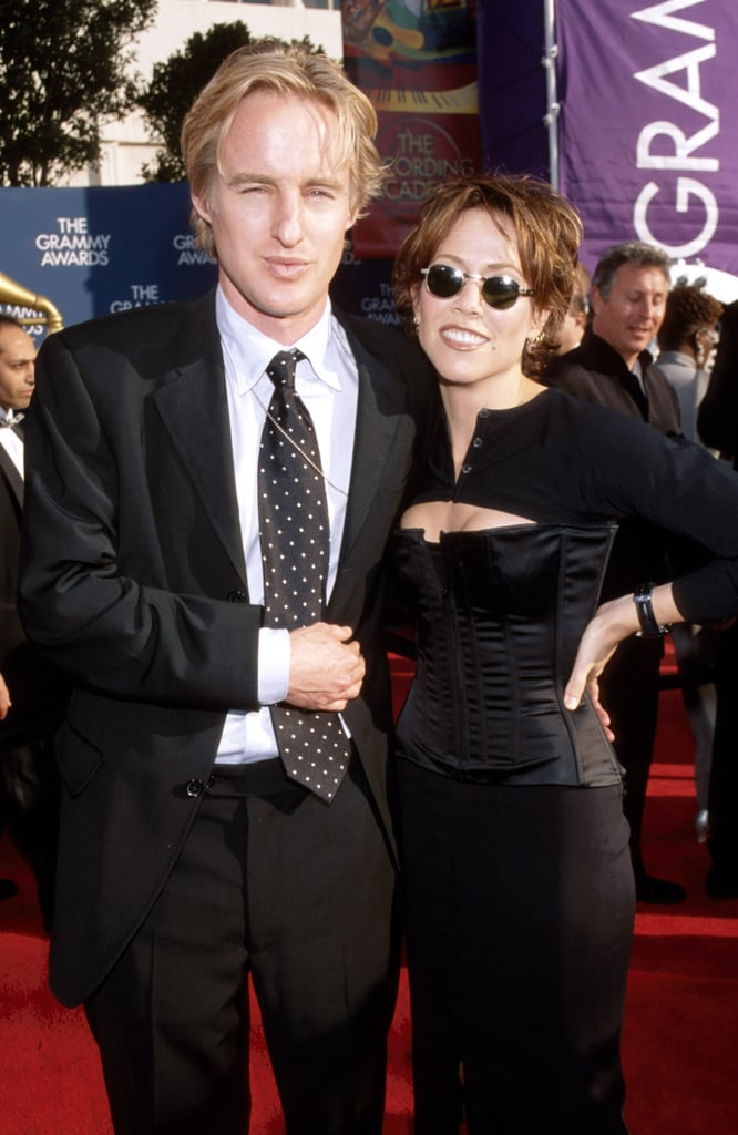 Owen Wilson and Sheryl Crow in 1999