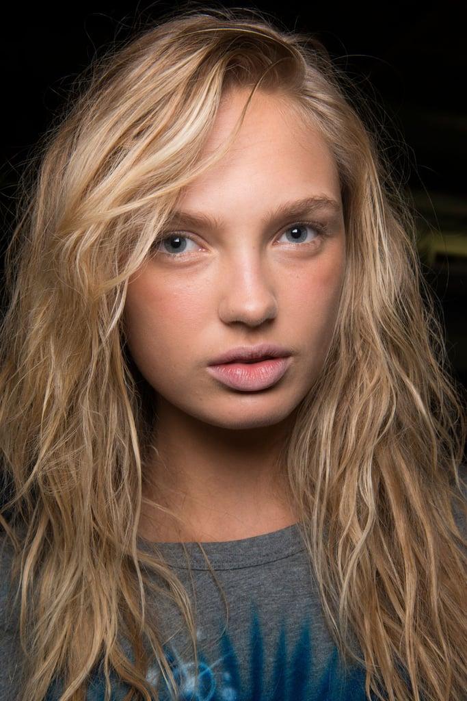 Surfer-Girl Hair