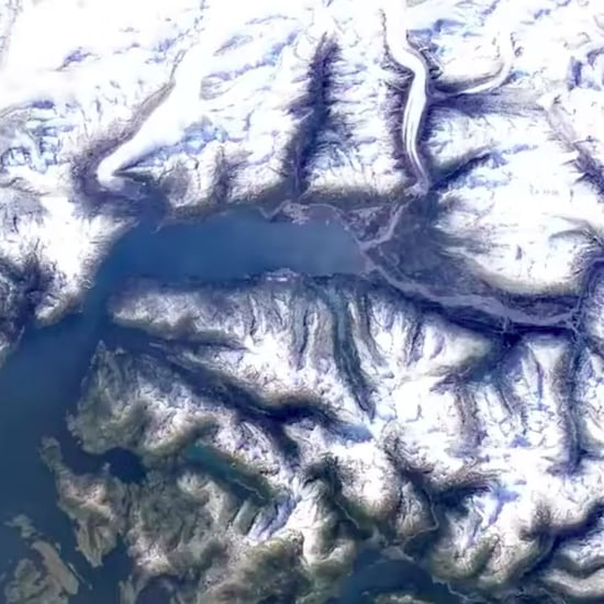 Google Time-Lapse of Earth Climate Change