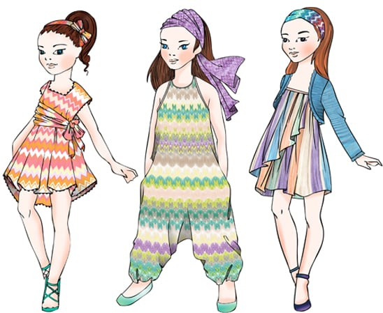 Missoni Clothes For Babies
