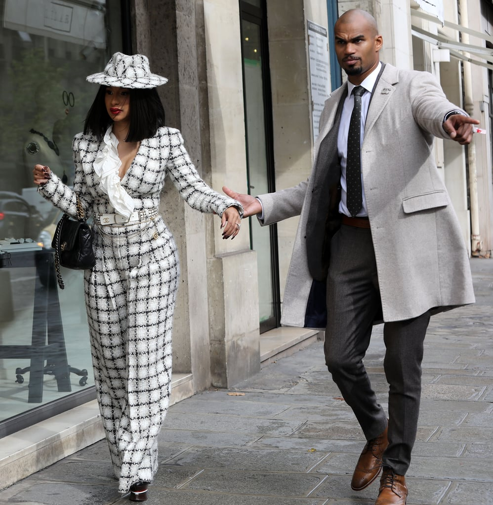 Everyone Just Realised Cardi B Has a Hot Bodyguard