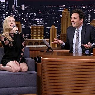 Amanda Seyfried Google Translate Songs on Jimmy Fallon 2018