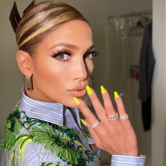 Jennifer Lopez's Best Nail Art Looks to Date