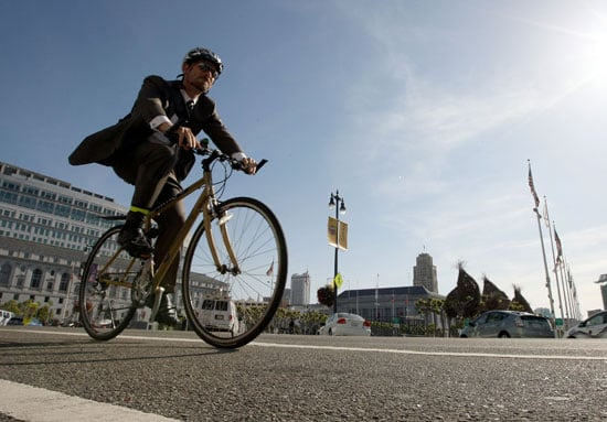 Did You Bike to Work This Week?