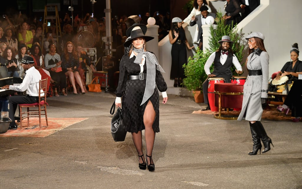 Ashley Graham at the Tommy Now Fall 2019 Show