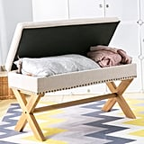 Harper & Bright Designs Rectangle Storage Ottoman