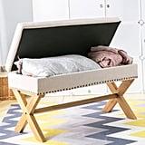 Harper & Bright Designs Rectangle Storage Ottoman