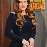 Lisa Marie Presley: Feb. 1