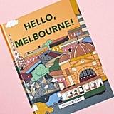 'Hello, Melbourne!' Book ($22)