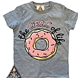 """Circle of Life"" Doughnut Tee"