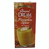 Almond DREAM Pumpkin Spice With Cinnamon ($3)