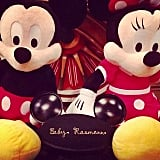 Will It Be a Baby Mickey or Minnie?