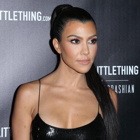 Kourtney Kardashian's Favorite Moisturizer