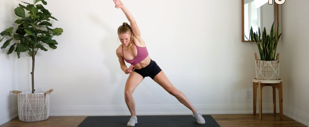 10-Minute, No-Jumping Cardio Workout For Flats