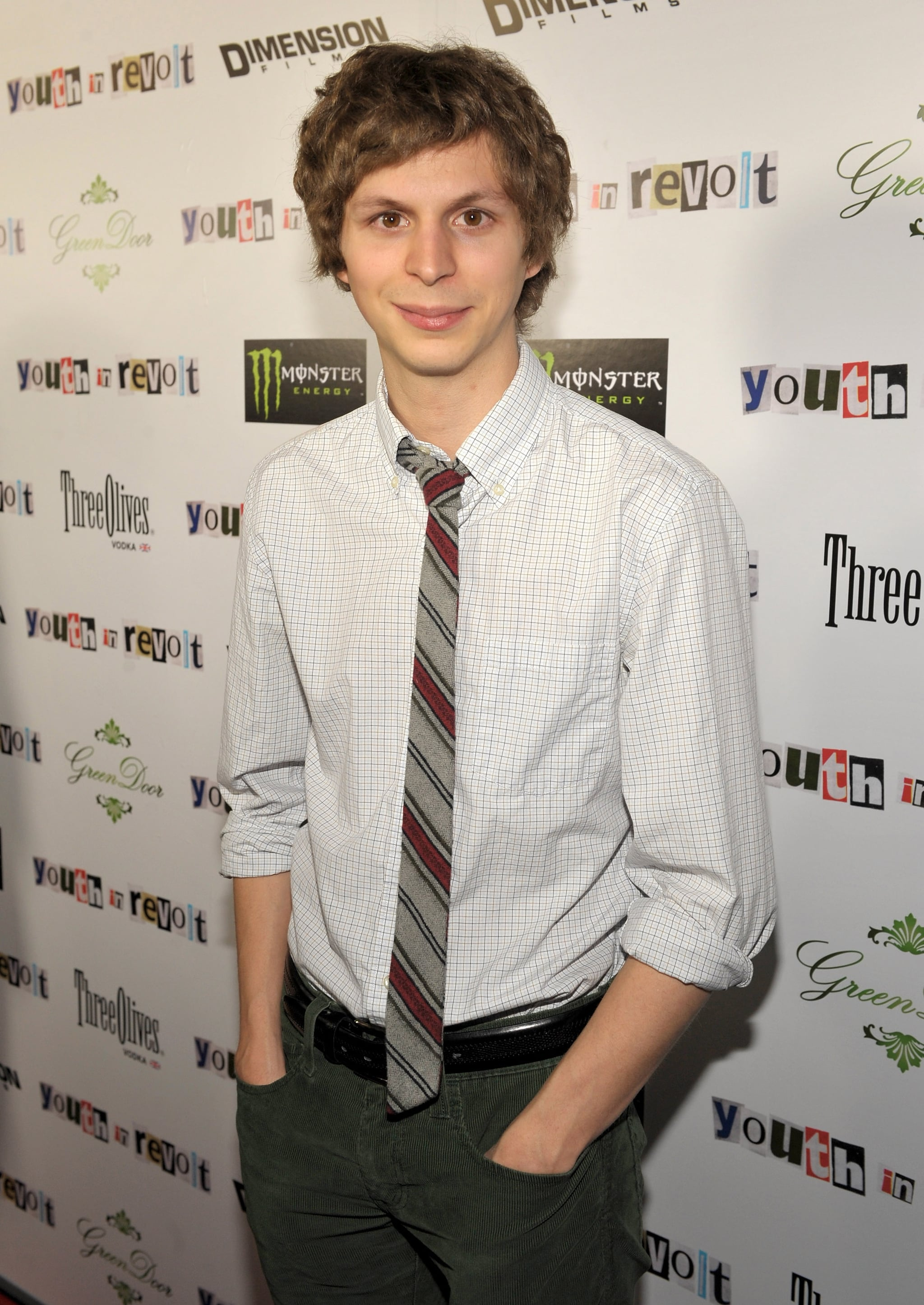 photos of michael cera justin long and drew barrymore