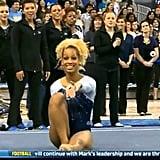 Danusia Francis: 2015 Floor For UCLA